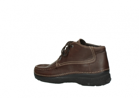 wolky bottines a lacets 09203 roll moc men 50300 cuir marron_3