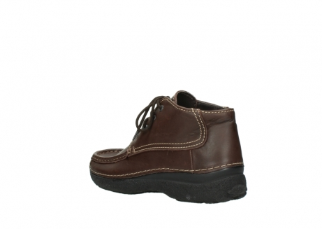 wolky boots 09203 roll moc basic 50300 braun leder_4