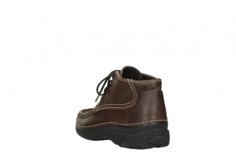wolky boots 09203 roll moc basic 50300 braun leder_5