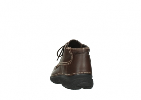 wolky boots 09203 roll moc basic 50300 braun leder_6