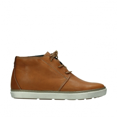 wolky boots 09451 cardiff 20430 cognac leder