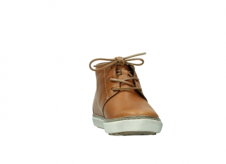 wolky lace up boots 09451 cardiff 20430 cognac leather_18