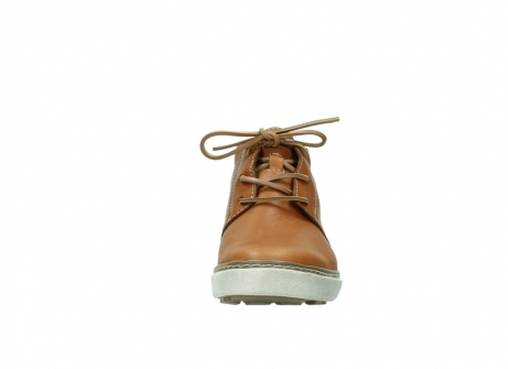 wolky lace up boots 09451 cardiff 20430 cognac leather_19