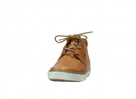 wolky lace up boots 09451 cardiff 20430 cognac leather_20