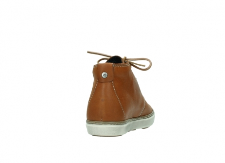 wolky lace up boots 09451 cardiff 20430 cognac leather_8