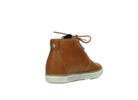 wolky lace up boots 09451 cardiff 20430 cognac leather_9