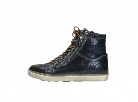 wolky lace up boots 09453 ontario 90800 dark blue craquelac leather_1
