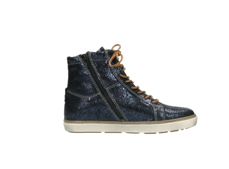 wolky lace up boots 09453 ontario 90800 dark blue craquelac leather_13