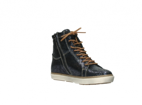 wolky lace up boots 09453 ontario 90800 dark blue craquelac leather_16