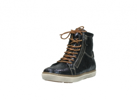 wolky lace up boots 09453 ontario 90800 dark blue craquelac leather_21