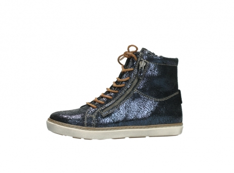 wolky lace up boots 09453 ontario 90800 dark blue craquelac leather_24
