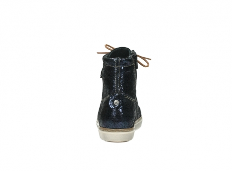 wolky lace up boots 09453 ontario 90800 dark blue craquelac leather_7