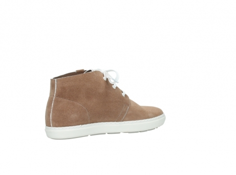 wolky lace up boots 09460 columbia 40620 light brown suede_11