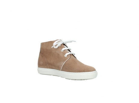 wolky lace up boots 09460 columbia 40620 light brown suede_16