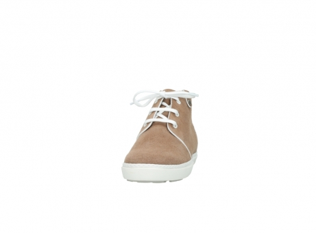 wolky lace up boots 09460 columbia 40620 light brown suede_20