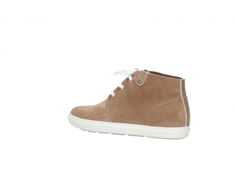 wolky lace up boots 09460 columbia 40620 light brown suede_3