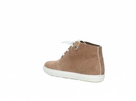 wolky lace up boots 09460 columbia 40620 light brown suede_4