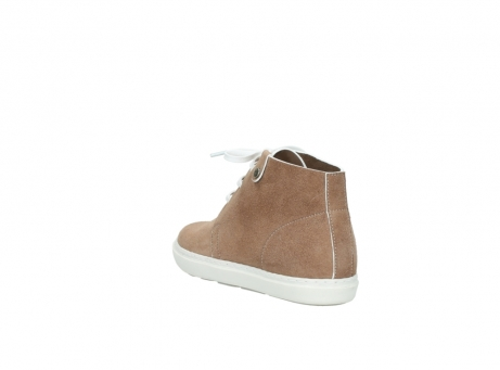 wolky lace up boots 09460 columbia 40620 light brown suede_5