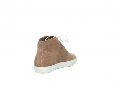 wolky lace up boots 09460 columbia 40620 light brown suede_9