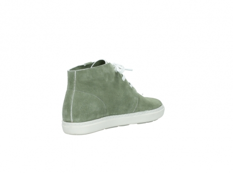 wolky lace up boots 09460 columbia 40700 green suede_10
