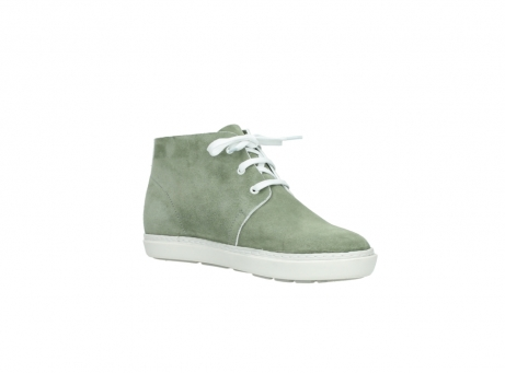 wolky lace up boots 09460 columbia 40700 green suede_16