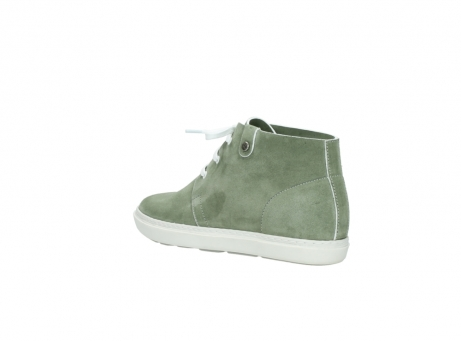 wolky lace up boots 09460 columbia 40700 green suede_4