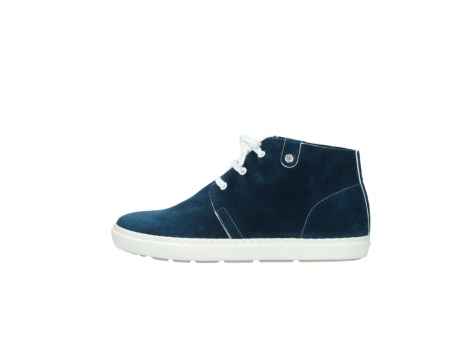 wolky lace up boots 09460 columbia 40820 denim suede_1