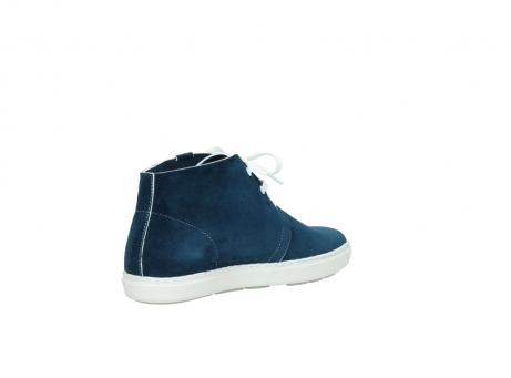 wolky lace up boots 09460 columbia 40820 denim suede_10