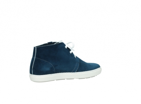 wolky lace up boots 09460 columbia 40820 denim suede_11