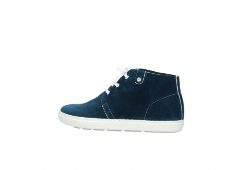 wolky lace up boots 09460 columbia 40820 denim suede_2
