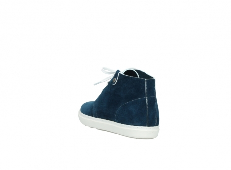 wolky lace up boots 09460 columbia 40820 denim suede_5
