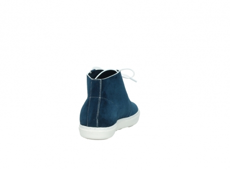 wolky lace up boots 09460 columbia 40820 denim suede_8