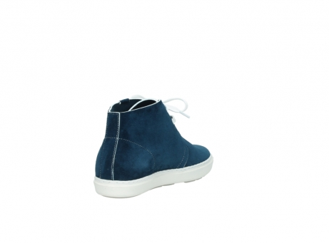 wolky lace up boots 09460 columbia 40820 denim suede_9