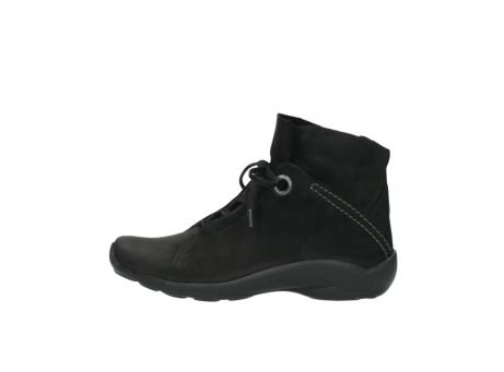 wolky boots 1657 diana 500 schwarz geoltes leder_1