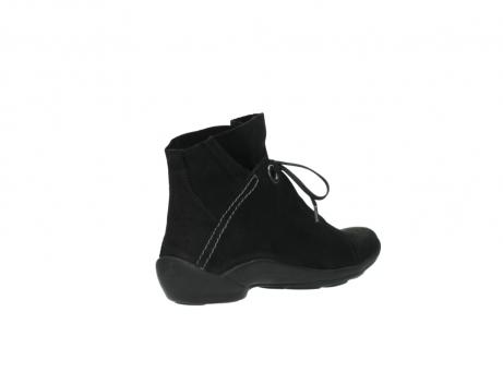 wolky boots 1657 diana 500 schwarz geoltes leder_10