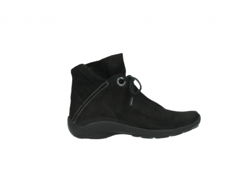 wolky boots 1657 diana 500 schwarz geoltes leder_13