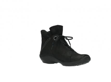 wolky boots 1657 diana 500 schwarz geoltes leder_16