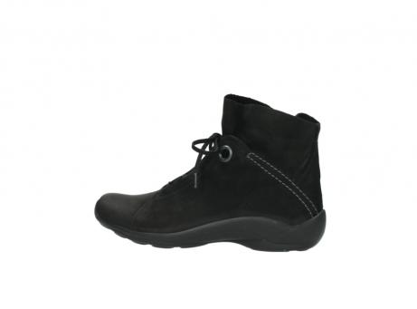 wolky boots 1657 diana 500 schwarz geoltes leder_2