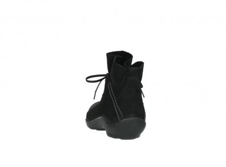 wolky boots 1657 diana 500 schwarz geoltes leder_6