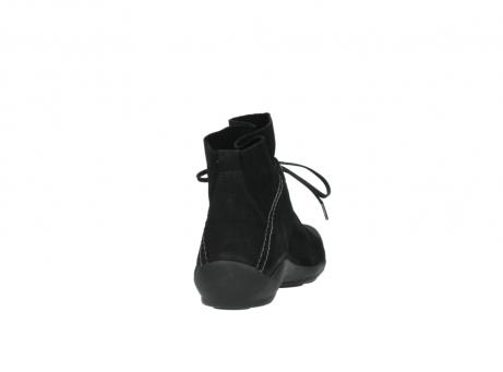 wolky boots 1657 diana 500 schwarz geoltes leder_8
