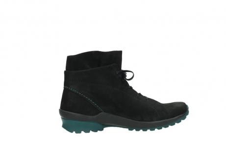 wolky boots 1730 denali 503 schwarz grun geoltes leder_12