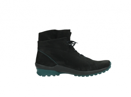 wolky boots 1730 denali 503 schwarz grun geoltes leder_13
