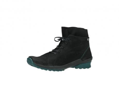 wolky boots 1730 denali 503 schwarz grun geoltes leder_23