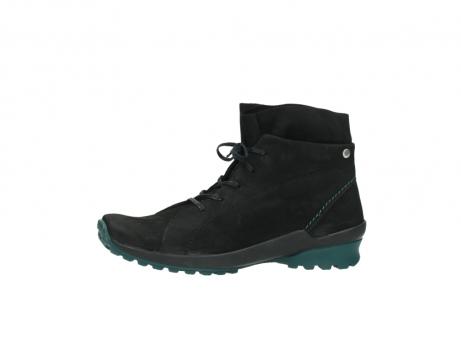 wolky boots 1730 denali 503 schwarz grun geoltes leder_24