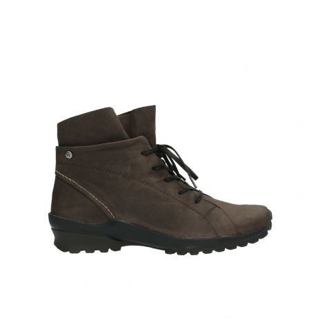 wolky boots 1730 denali 530 braun geoltes leder