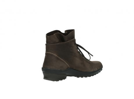 wolky boots 1730 denali 530 braun geoltes leder_10
