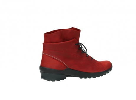 wolky boots 1730 denali 550 rot geoltes leder_11
