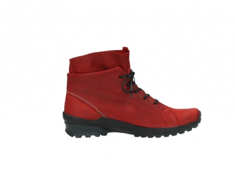 wolky boots 1730 denali 550 rot geoltes leder_13