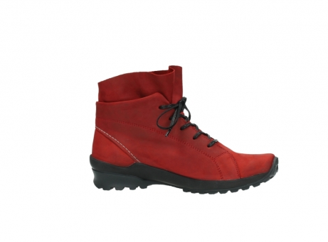 wolky boots 1730 denali 550 rot geoltes leder_14