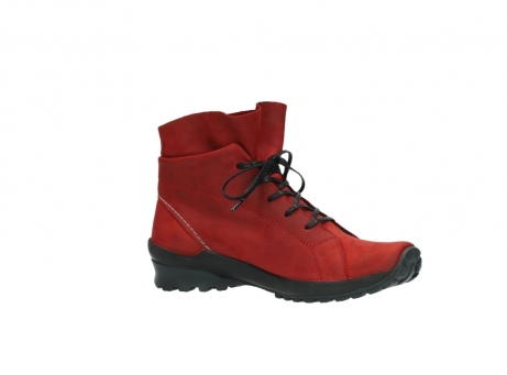 wolky boots 1730 denali 550 rot geoltes leder_15